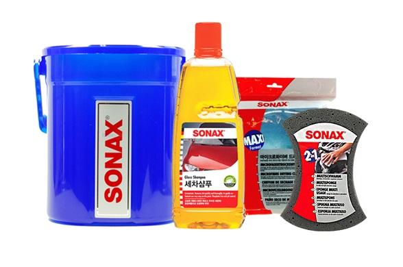 Sonax Basic set