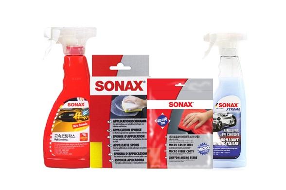 Sonax Glass set